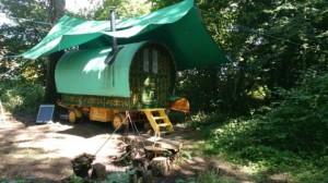 gypsy caravan small